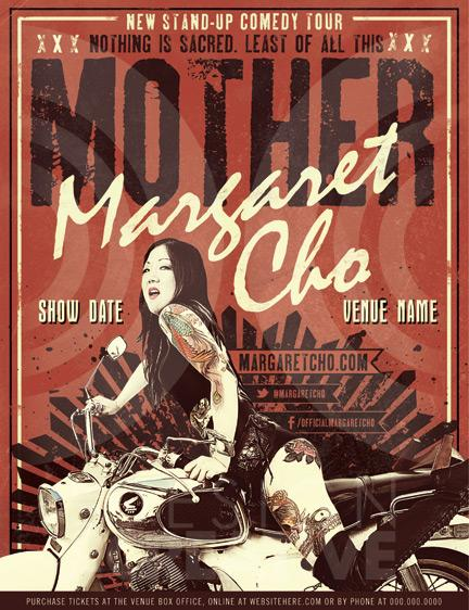"11/6/13 – Margaret Cho ""Mother"""