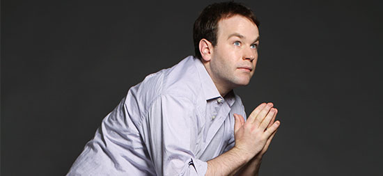 Mike Birbiglia Web
